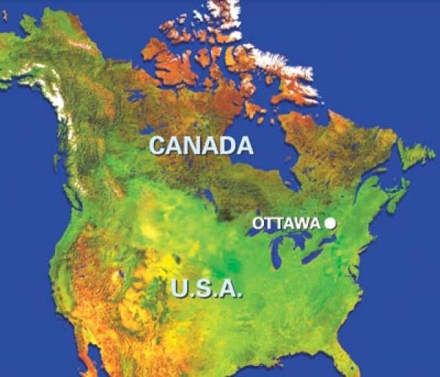 Ottawa and region ottawa on the north american map gumiabroncs Choice Image